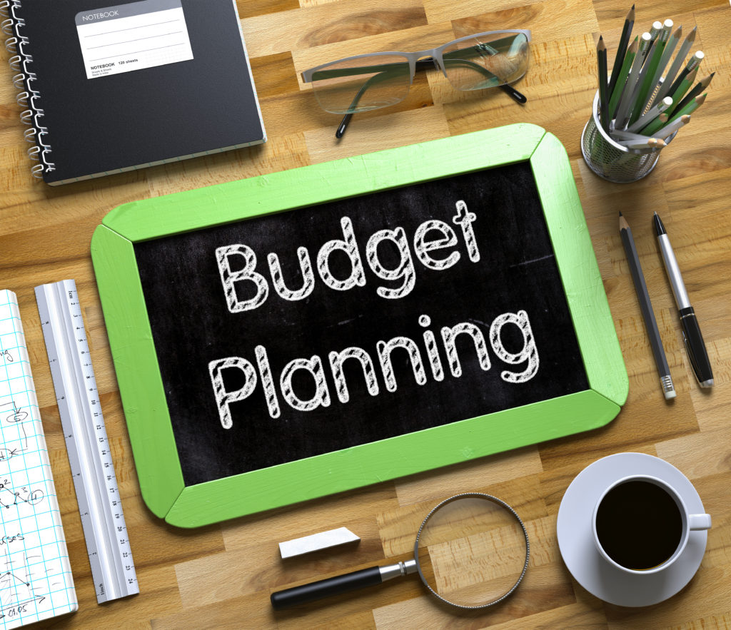 Pool budget planning