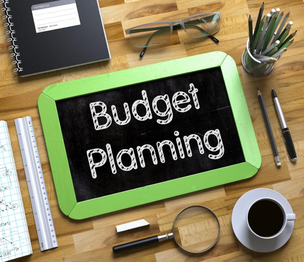 Pool budget planning